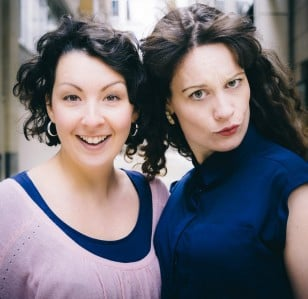 Sam and Helen are Out There at the Edinburgh Fringe