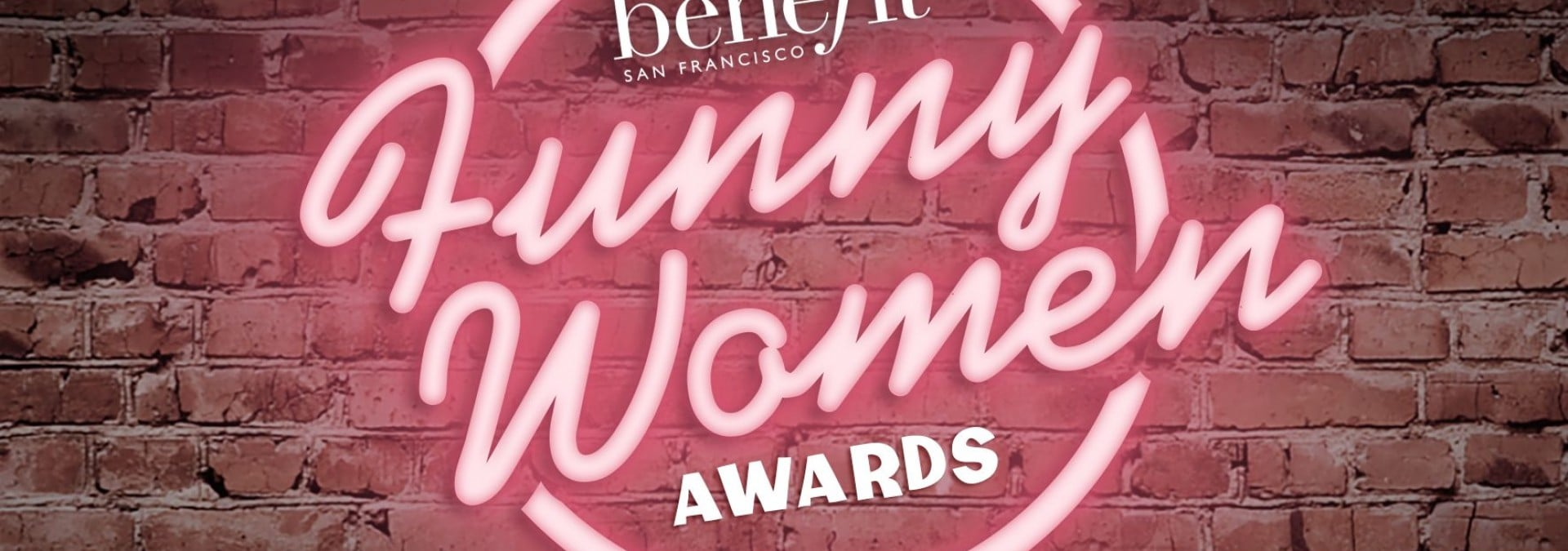 Funny_Women_Awards_and_Benefit_Logo_Neon_Brick_AW