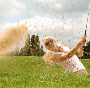Why the Edinburgh Fringe is like a game of golf