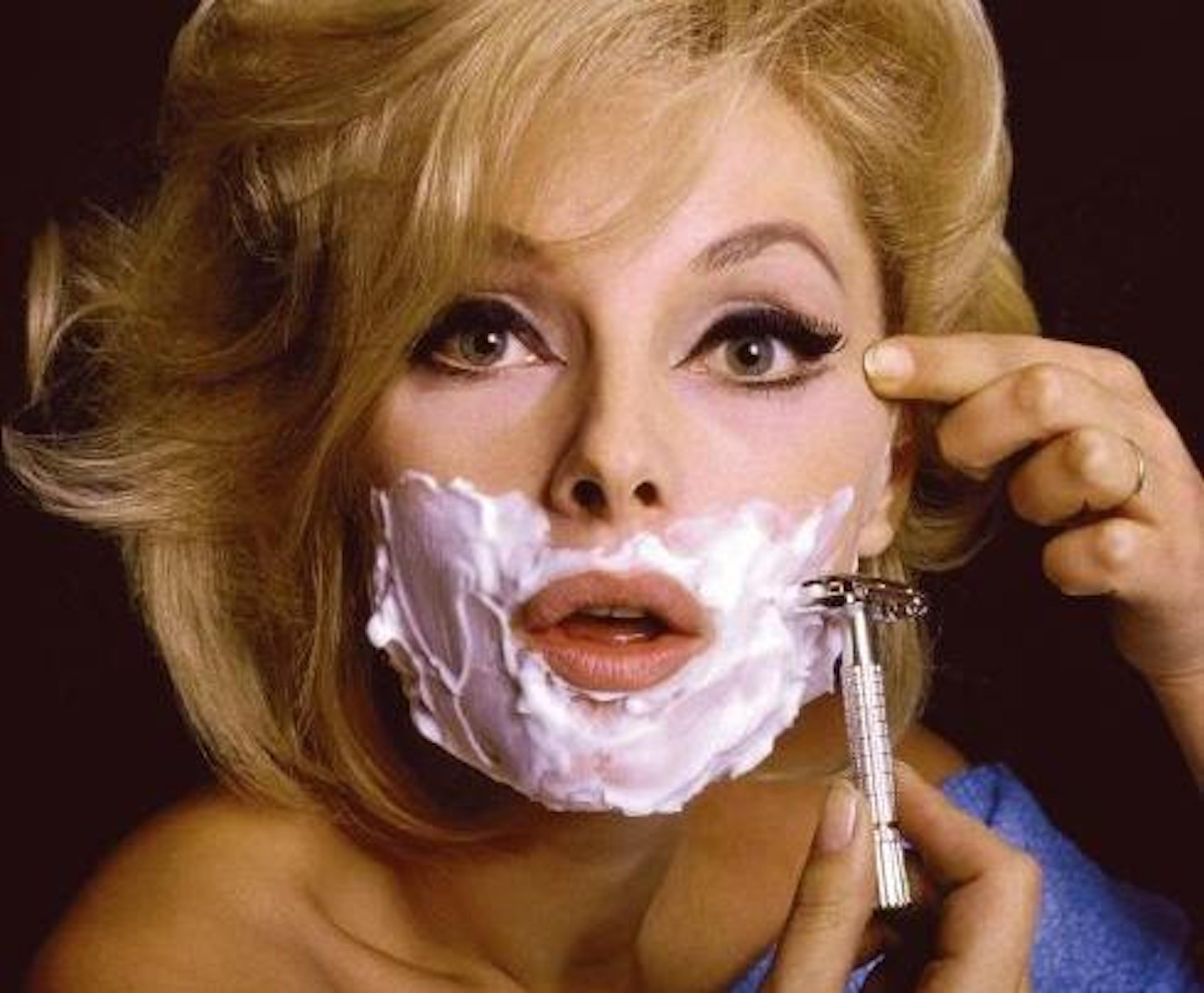 Фото бреющихся женщин 6 фотография