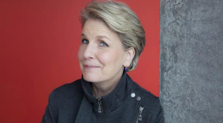 Sandi Toksvig Hopes to write some wrongs in Adult Illiteracy show