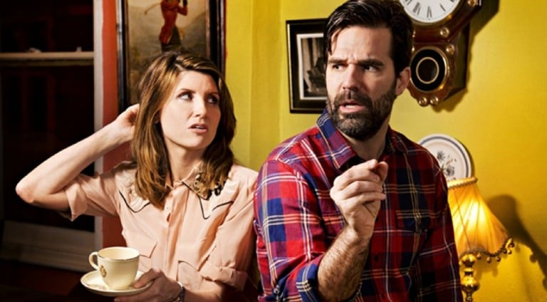 Catastrophe wins Broadcast Award for Best Comedy