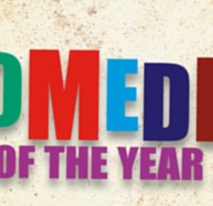 New Comedian of the  Year Final