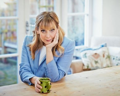 Mel Giedroyc is going Round the Horne
