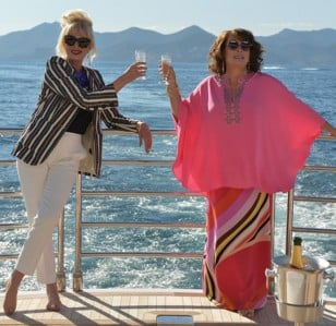Absolutely Fabulous: The Movie featurettes