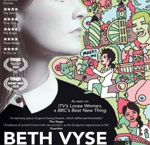 Beth Vyse: As Funny As Cancer