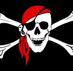 There be pirates on the Dotonbori!