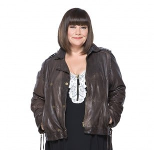 DAWN FRENCH IS THE PERSON BRITS WOULD MOST LIKE TO BE THEIR BEST FRIEND, ACCORDING TO A POLL OF THE NATION