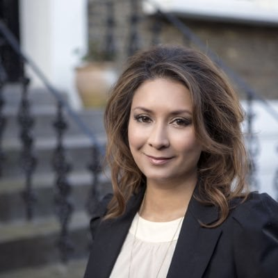 Ayesha Hazarika: Tales from the Pink Bus