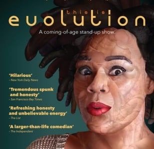 Desiree Burch: This is Evolution