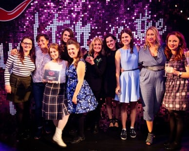 2016 Funny Women Awards Winners Announced!