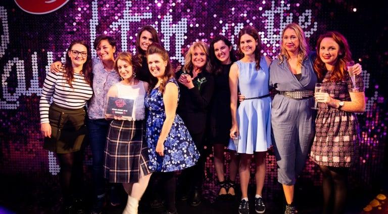 2016 Funny Women Awards Winners Announced!