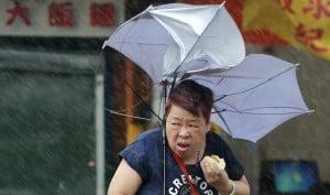 Taiwanese woman bun