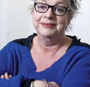 Jo Brand and Morwenna Banks Penning OAP comedy