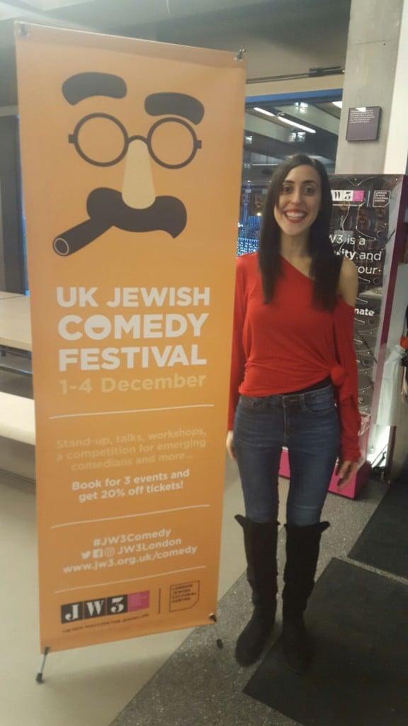 Nicole Jewish comedy festival