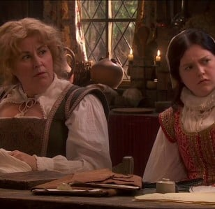 Upstart Crow begins filming with guest star Emma Thompson