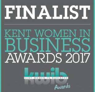 Lynne Parker Shortlisted for Kent Women in Business Awards