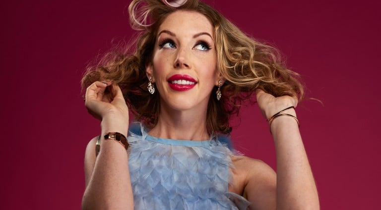 Katherine Ryan to Co-Host Your Face or Mine