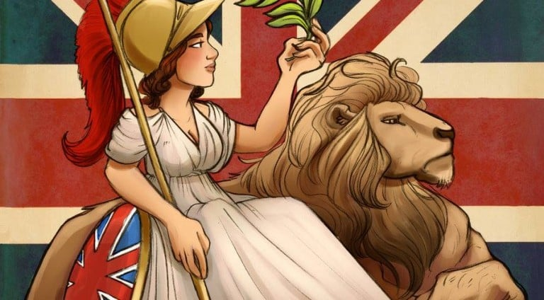 Best of British Comedy Night
