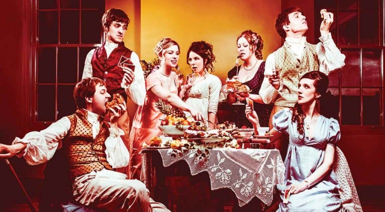 Austentatious to air on BBC Radio 4