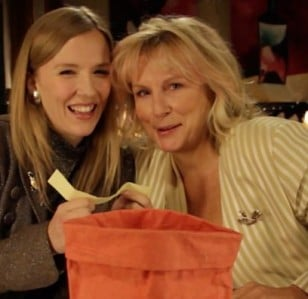 Jennifer Saunders & Beattie Edmondson: A Family Affair