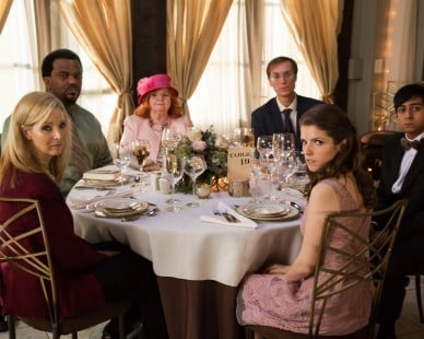 Anna Kendrick stars in Table 19