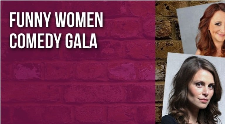 Funny Women Comedy Gala – Worthing