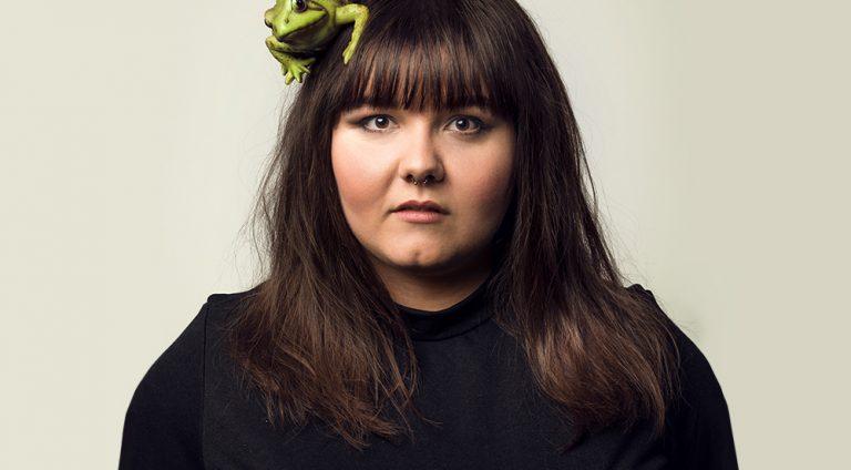 Sofie Hagen launches Dead Baby Frog tour
