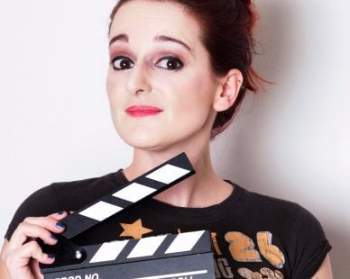 Brighton Fringe: Sooz Kempner – Sooz on Film WIP
