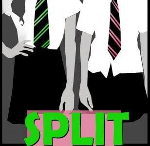 Tamar Broadbent & Emma Pritchard: Split