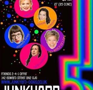 Brighton Fringe: Junkyard Five
