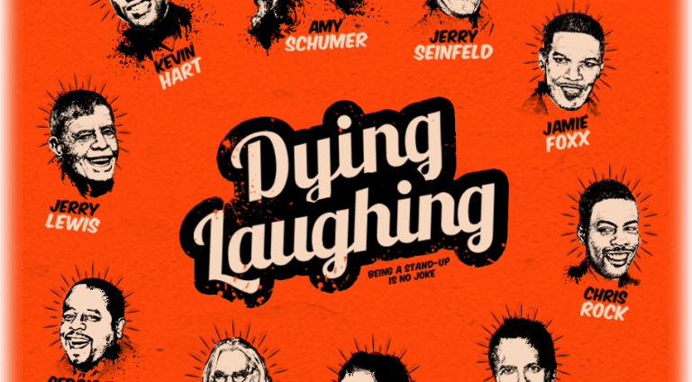 Dying Laughing film will make you laugh and cry
