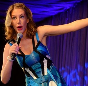 Katherine Ryan & co put their Heads Together