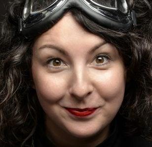 Samantha Baines: 1 Woman, A High Flyer and a Flat Bottom