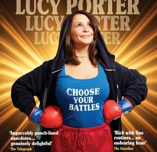 Lucy Porter: Choose Your Battles