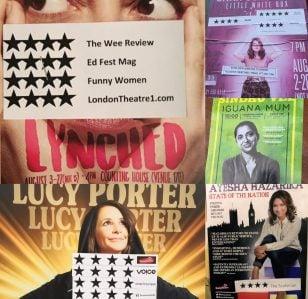 All's Fair in Love and Edinburgh Reviews