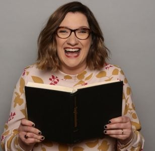 Sarah Millican's Book is Champion
