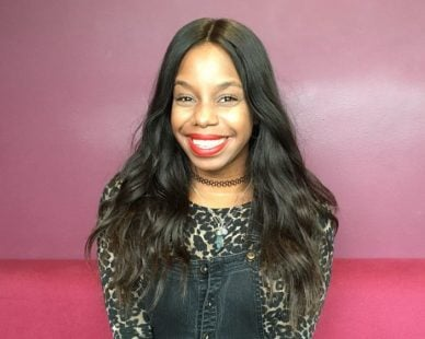 London Hughes goes Dating on E4