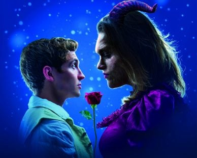 Fat Rascal Theatre turns the tables on Beauty & the Beast