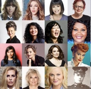 Vote for your favourite 100 Funny Women!