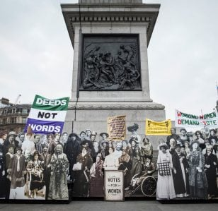100 Years of Suffrage