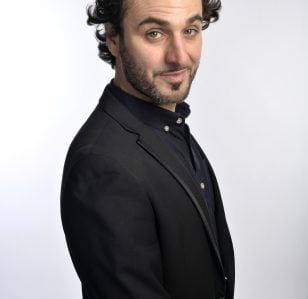 Announcing 2017 Funny Women Awards Mentor Patrick Monahan