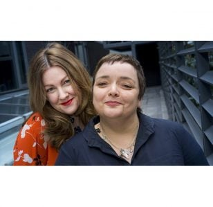 Ad Duo help launch Comedy for Creatives