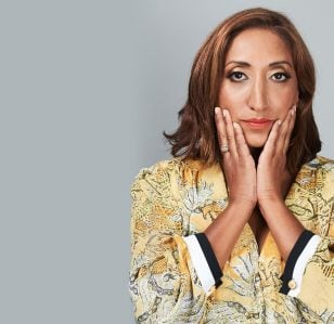Shazia Mirza is in Solitary on Channel 5