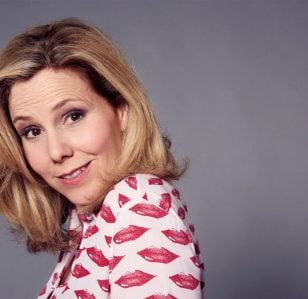 Sally Phillips goes Off The Rails