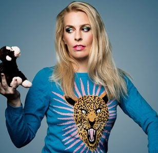 Sara Pascoe Hosts TV Pilot Lecture Show