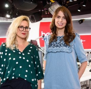 ELLIE TAYLOR AND ANNA WHITEHOUSE TO HOST BRAND NEW SHOW ON HEART