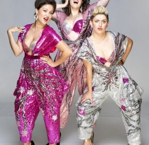 Fringe Wives Club's Tessa Waters talks all things Glittery Clittery!