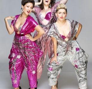 Fringe Wives Club: Glittery Clittery