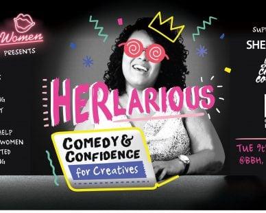HERlarious – Comedy & Confidence for Creatives